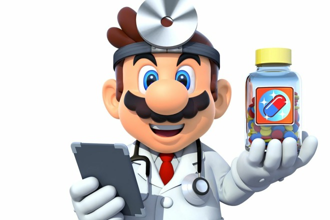 Nintendo's Dr  Mario World comes to iOS this summer