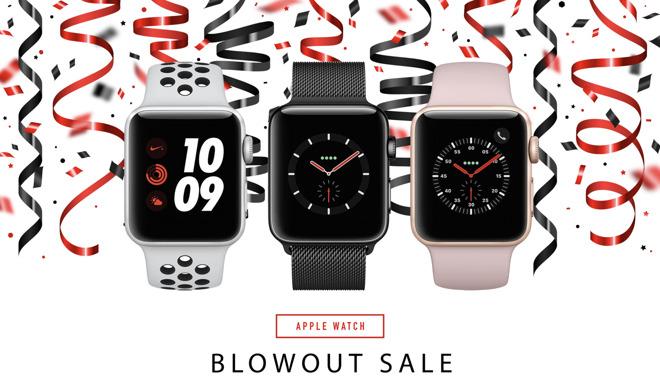 Apple Watch Blowout Sale