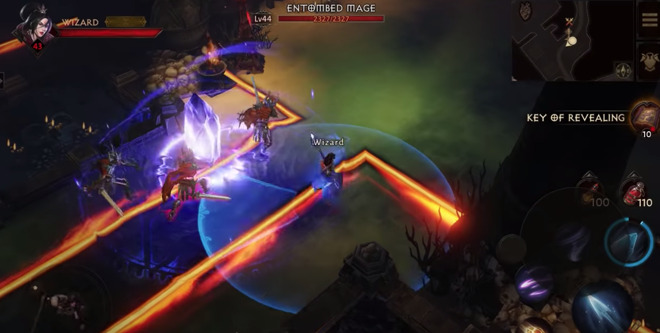'Diablo Immortal,' an upcoming iOS game from Activision Blizzard, a publisher that could become a future acquisition target for Apple