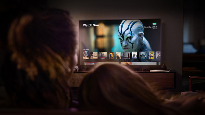 Apple TV interface proposals point at a future live TV