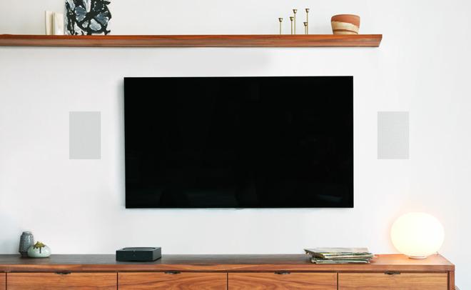 Sonos In Wall Speaker
