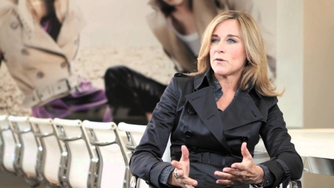 Ahrendts at Cannes