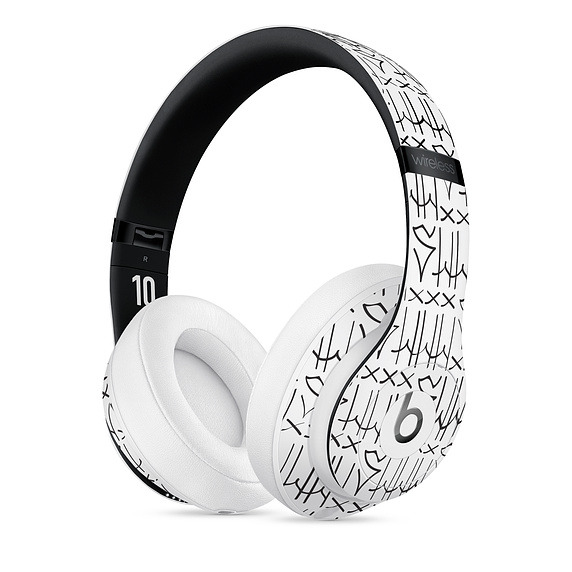 Apple's Beats teases graffiti-styled Neymar Jr. edition Studio3 Wireless headphones