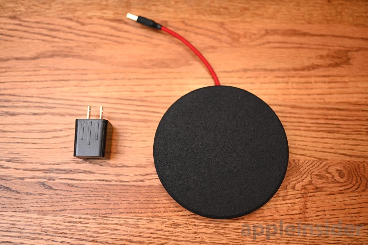 Grovemade dark wireless charger