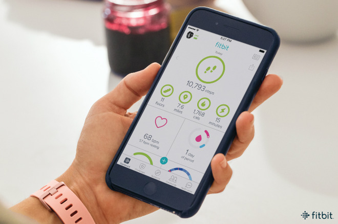 Fitbit already offers women's health tracking on the iPhone.