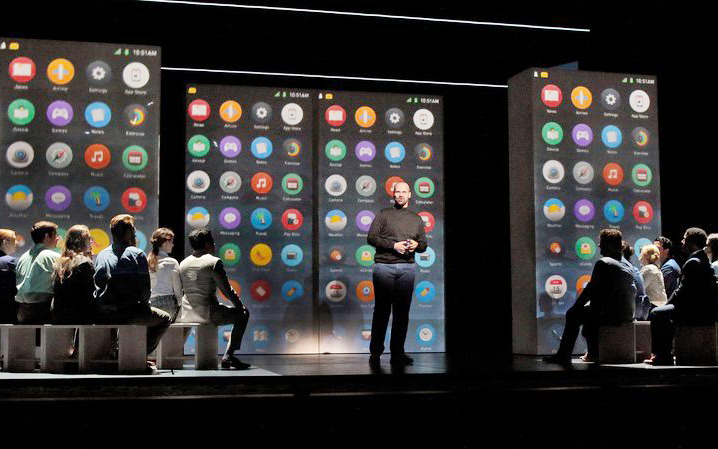'The (R)evolution of Steve Jobs' wins Grammy for Best Opera Recording