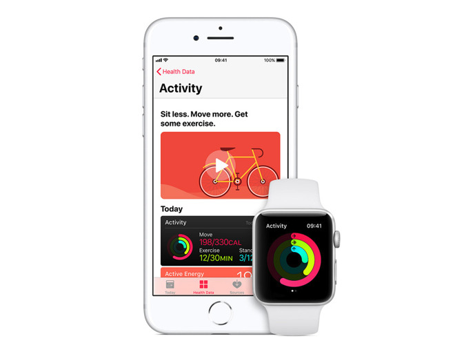 Apple's Health app already offers numerous data points to track