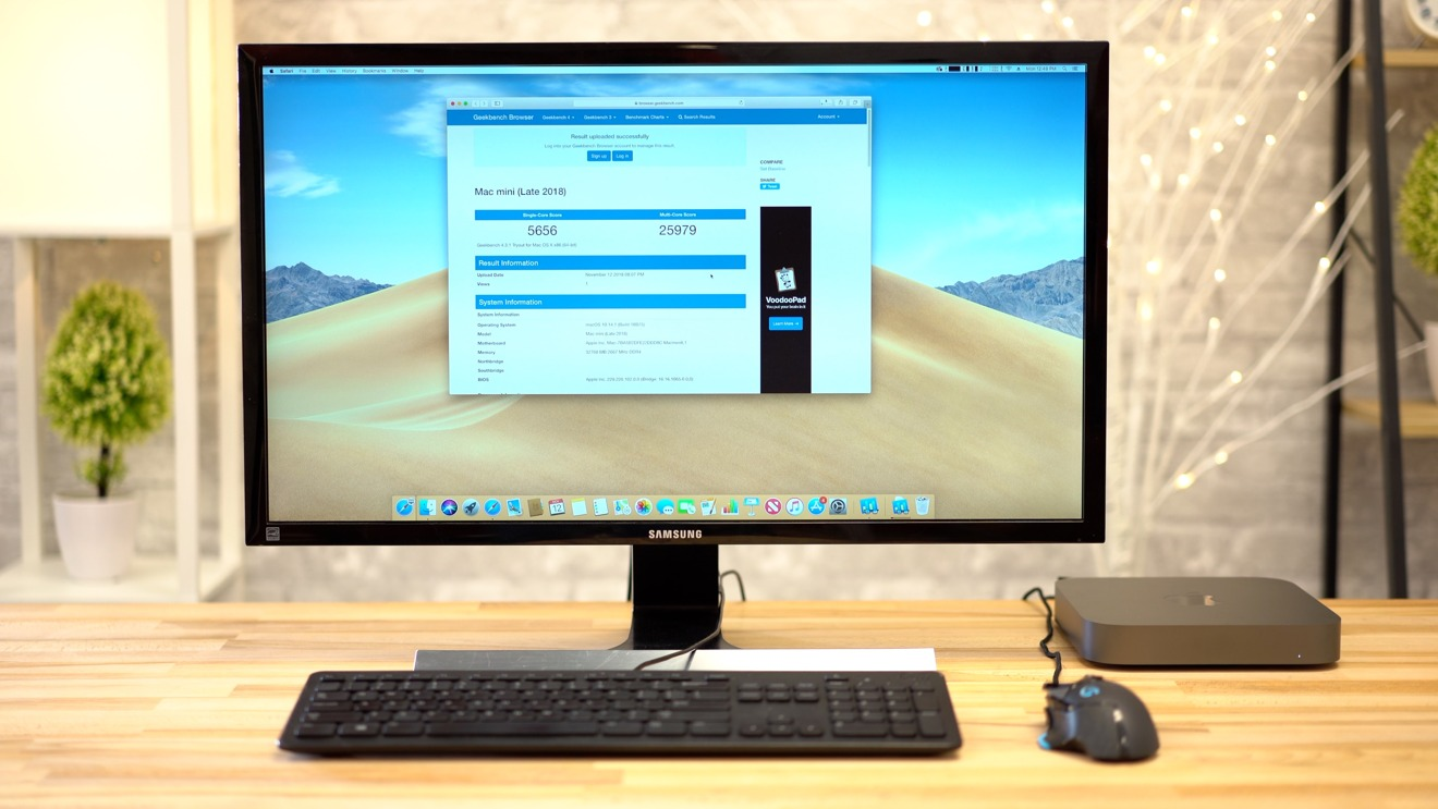 Benchmarking the 5K iMac and the Mac mini