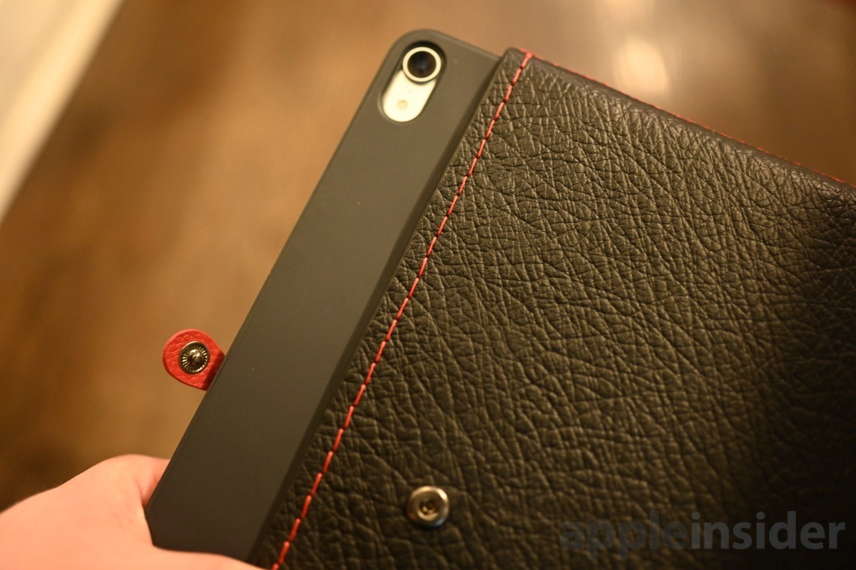 photo image Review: Picaso Labs iPad Pro leather sleeve is more protective alternative to Apple's