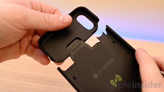 Mophie Juice Pack Access top