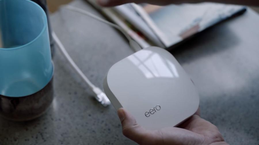 An eero product before Amazon bought the company. (Source: eero)