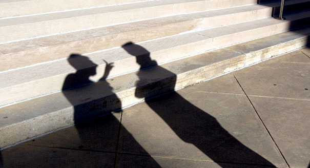 Shadowy corporate influence