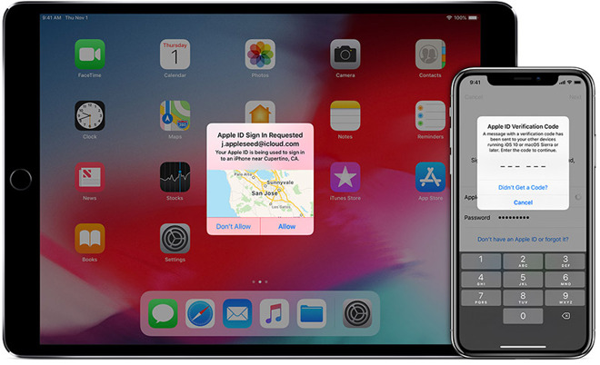 Apple to require two-factor authentication for developer