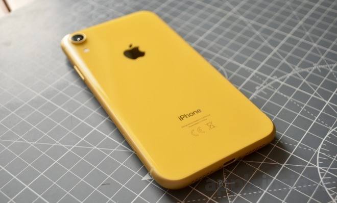 The iPhone XR doesn't use the same LTE Category support as the iPhone XS and iPhone XS Max, making it slower on mobile networks