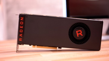 The AMD Radeon RX Vega 64
