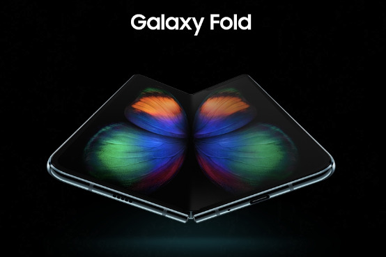 photo of Samsung's 'Galaxy Fold' foldable phone leaks out hours before official reveal image