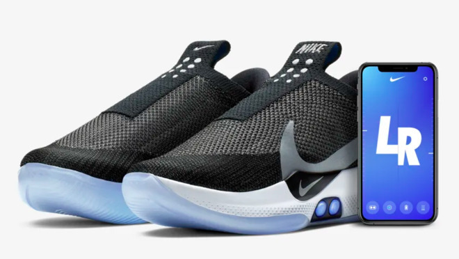 QnA VBage Use an iPhone to update the Nike Adapt BB sneakers, or you'll brick them