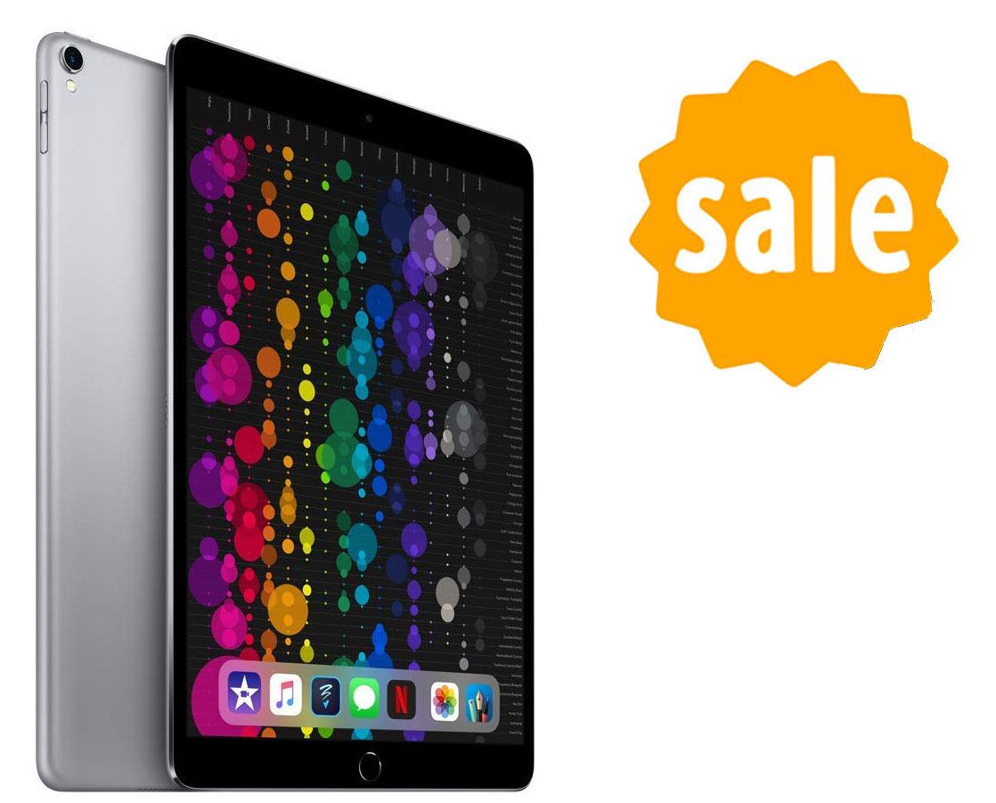 Apple Certified Refurbished iPad Pro sale