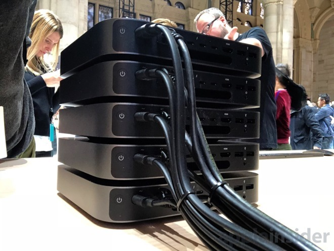 Apple's 'modular' Mac Pro design may mean units that connect like Lego bricks