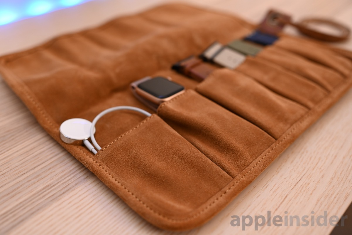 Southern Straps Apple Watch roll