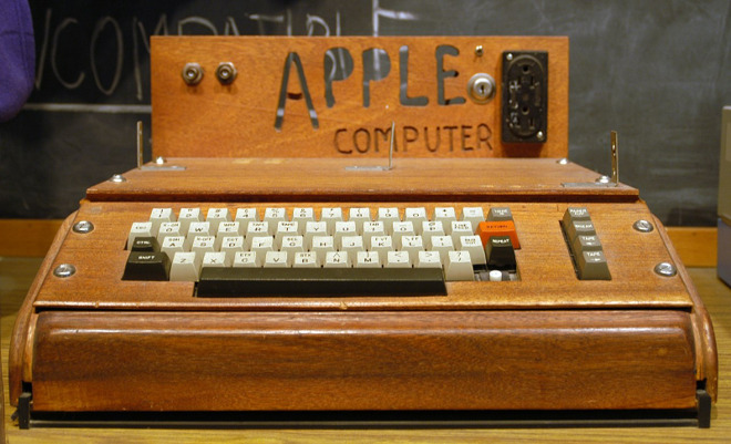 Apple is never first but at least it's got, er, great design. (Source: Wikipedia)