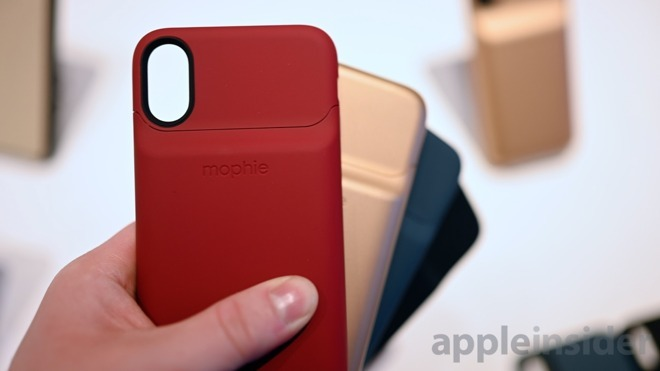 Mophie Juice Pack Access battery case now available for iPhone XS