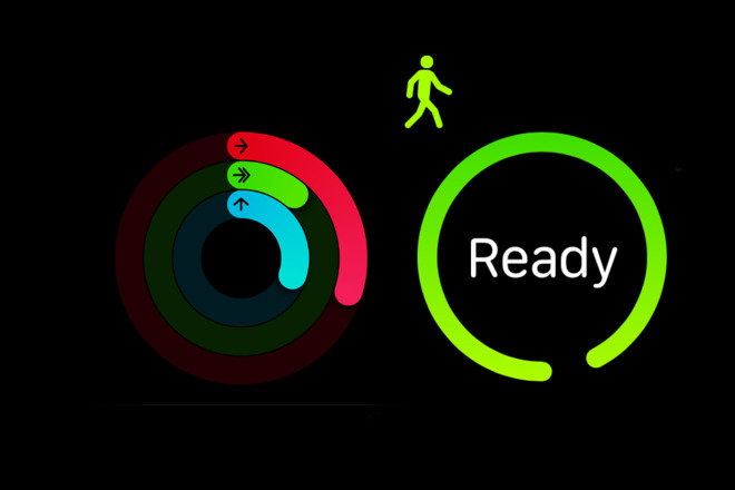 Tips: Step up your workouts by sharing Apple Watch activity data
