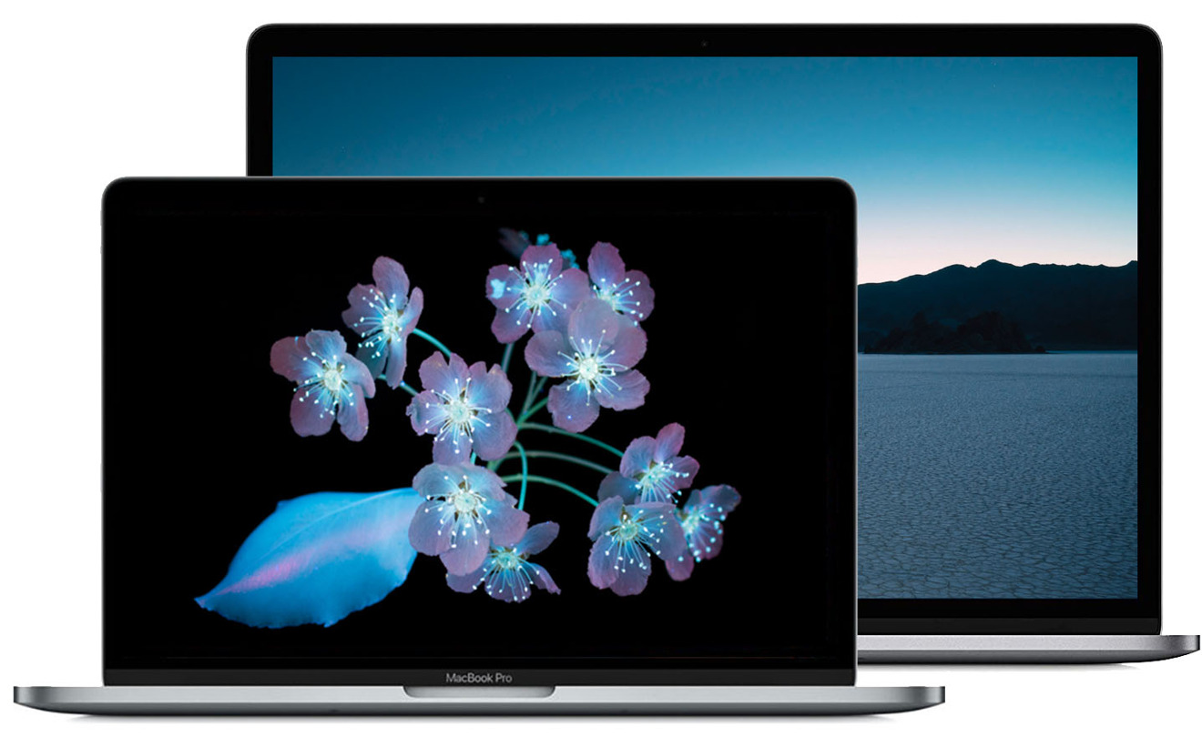 Apple Mid 2018 13 inch and 15 inch MacBook Pro