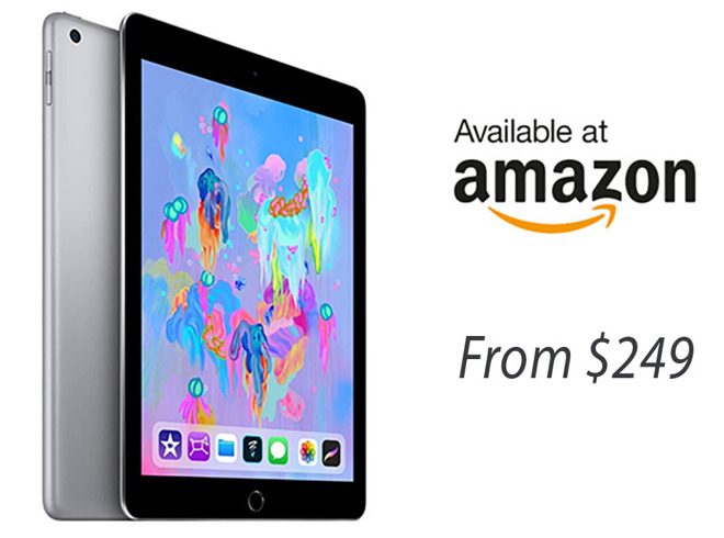 Amazon Apple iPad sale