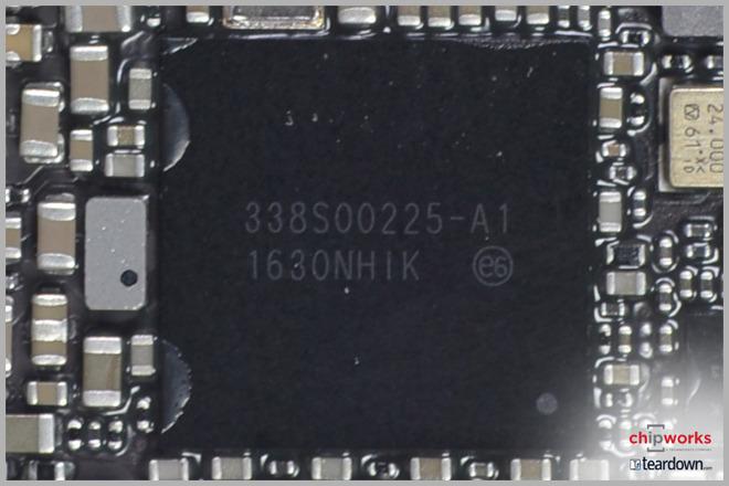 A power management chip.
