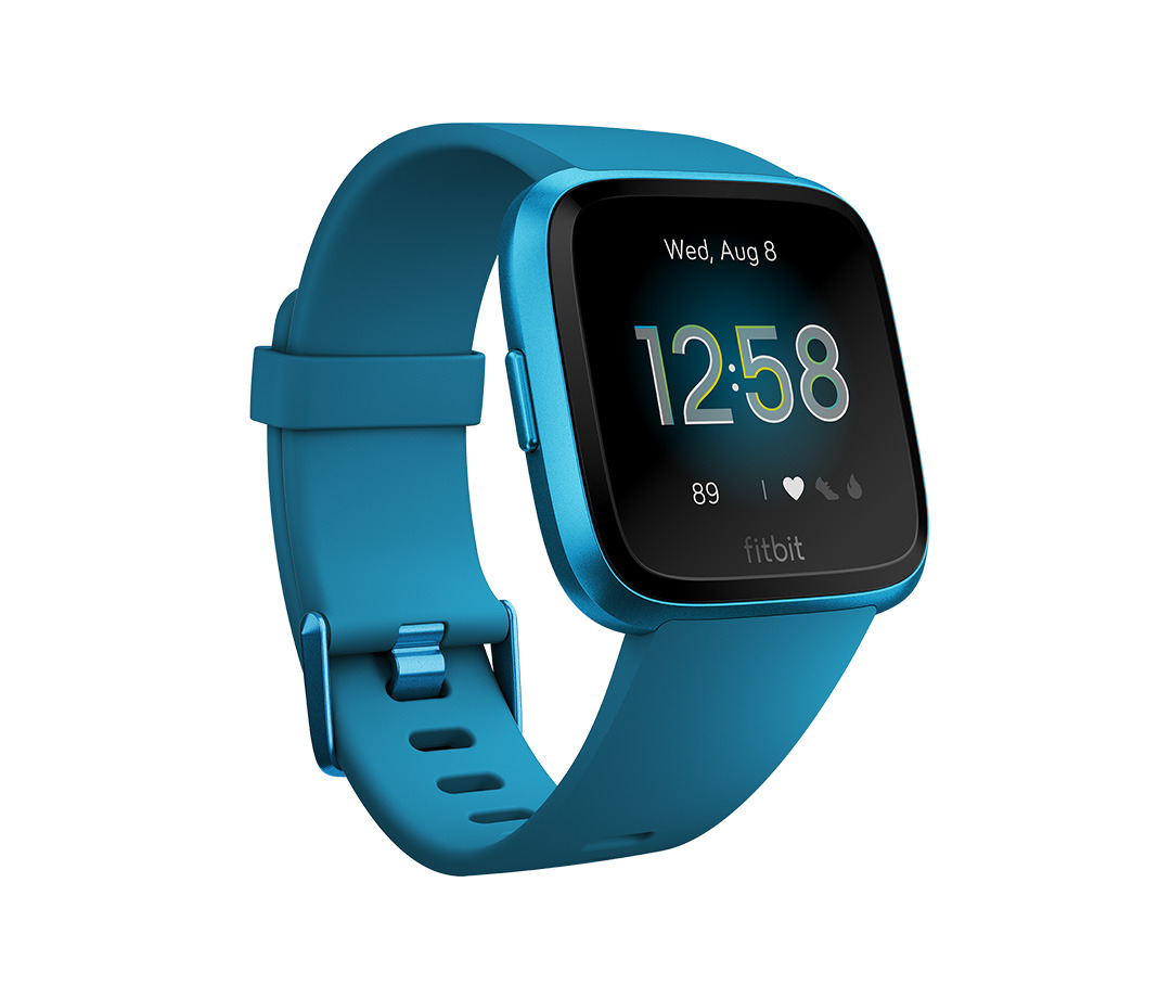 Fitbit challenging Apple Watch with $160 Versa Lite