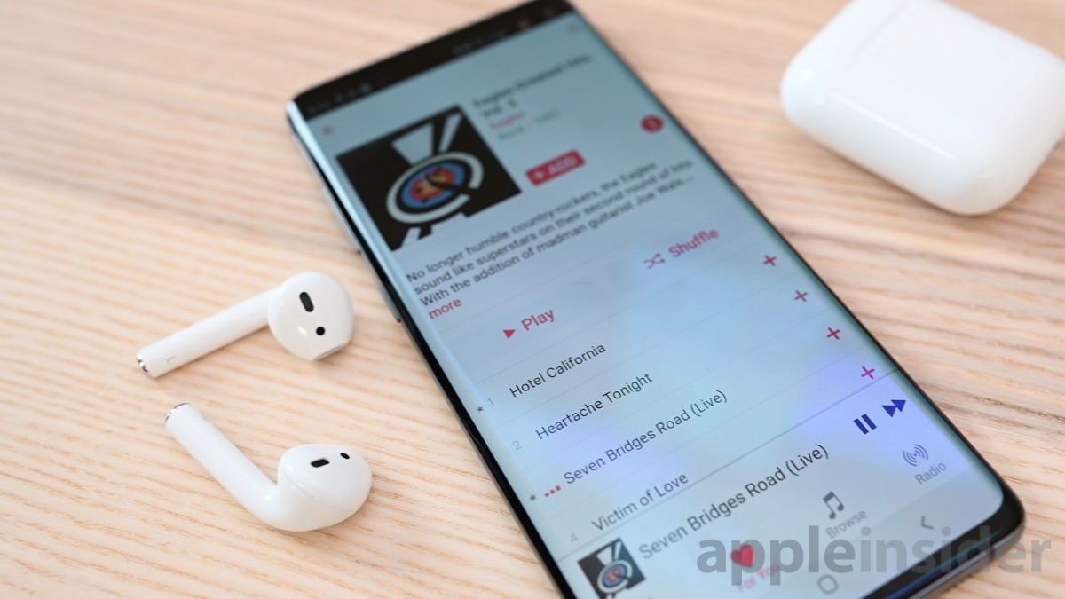 Tips How To Pair Your Airpods With A Galaxy S10 Or Any Other Device Appleinsider