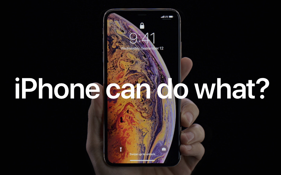 Apple's 'iPhone can do what?' site refresh highlights privacy, usability, and entertainment [u]