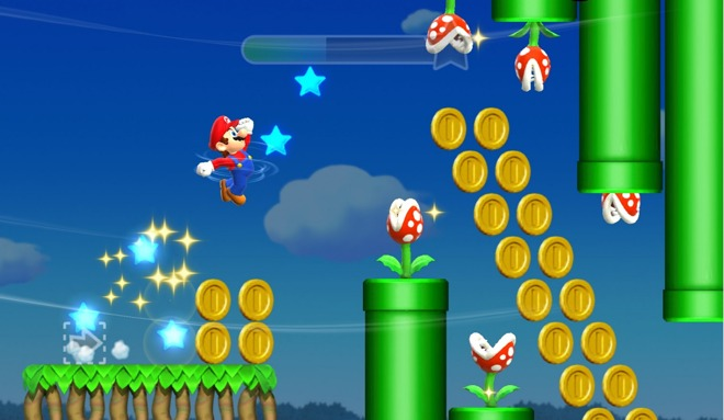 Nintendo asking partner iPhone developers to avoid gouging gamers on