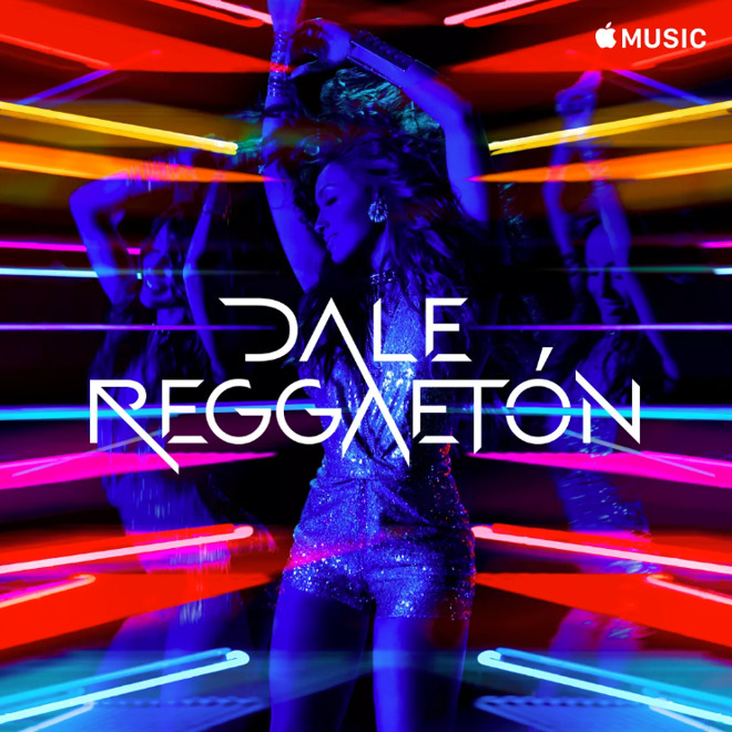 Apple Music Dale Reggaeton