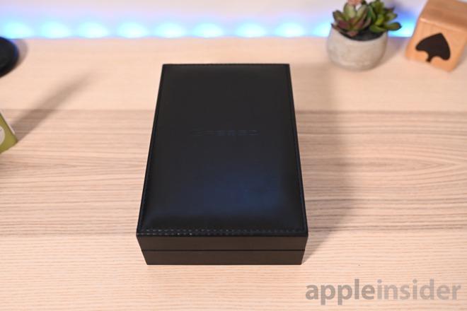 Gresso titanium case box