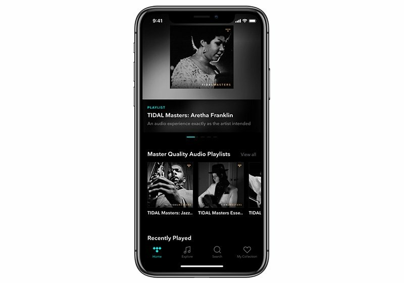 Apple Music rival Tidal enables 'master'-level audio quality on iPhone & iPad