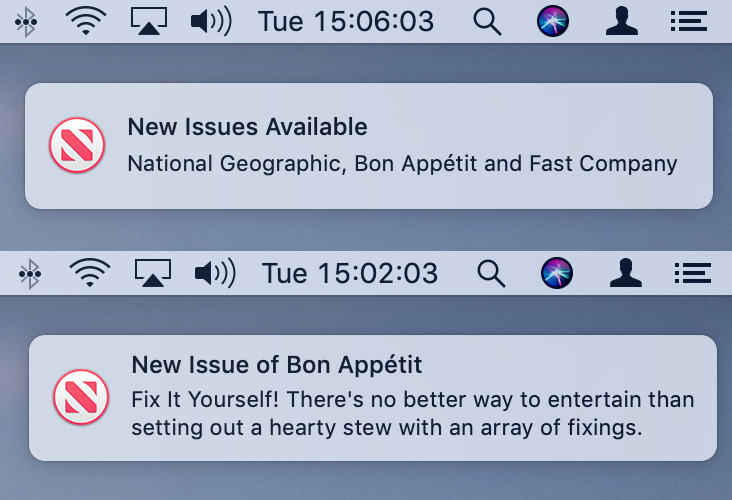 Signs of Apple News magazine subscriptions appear in macOS betas