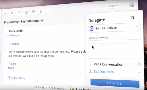 Spark email client receives major update to turn emails into delegated tasks for teams