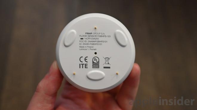 Fibaro Flood Sensor bottom