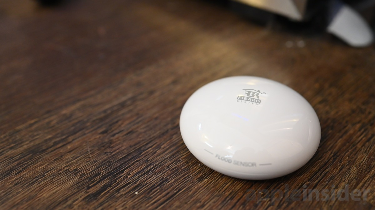 photo of Review: Fibaro's HomeKit water sensor is a must as flood-season approaches image