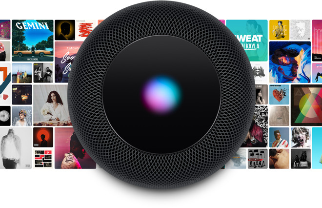 Apple Music and HomePod