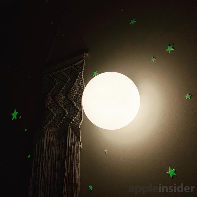 Eve Flare night sky motif