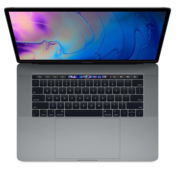 15-inch 2018 MacBook Pro