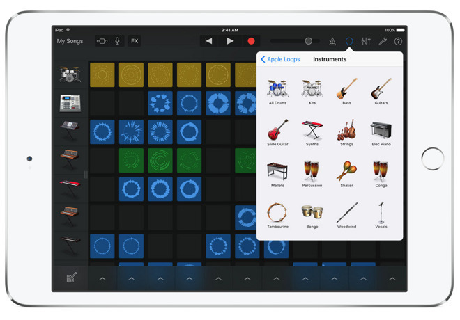 photo of Apple offers peek behind the curtain of GarageBand development, loop creation image