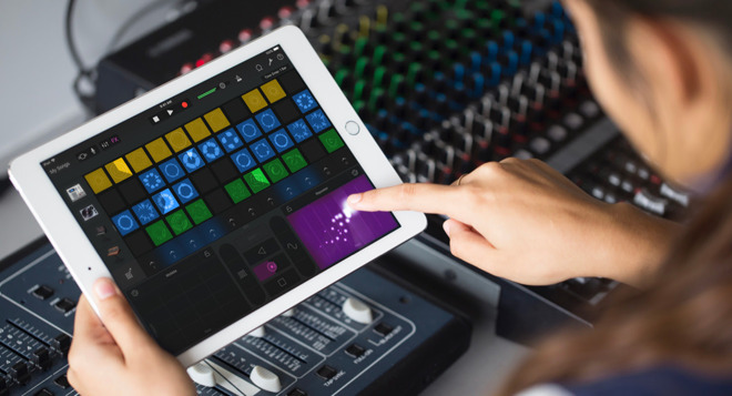 Apple recently launched a promotion for its Everyone Can Create guides, with its Music guide focusing on GarageBand