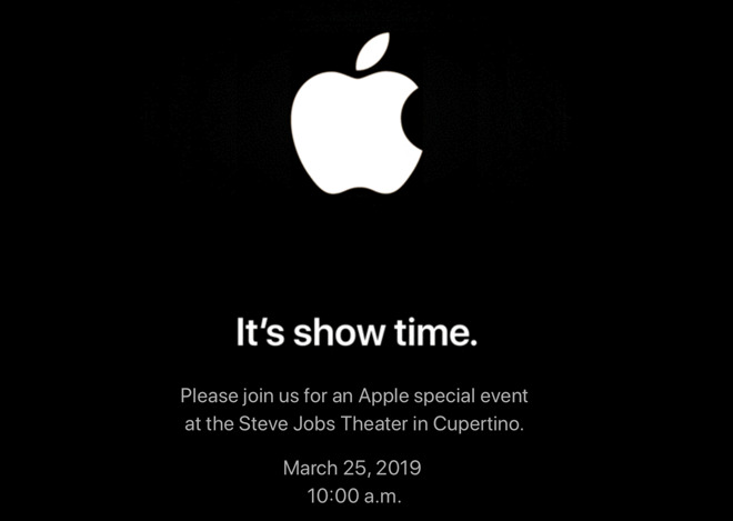 Apple March 2019 Event