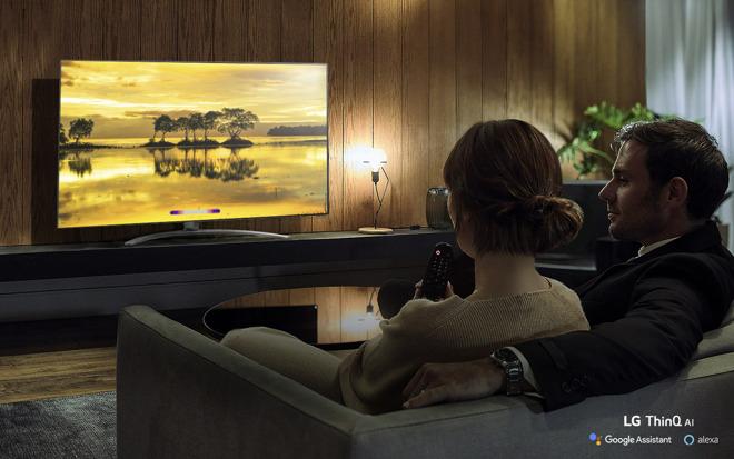 LG NanoCell TV 2019