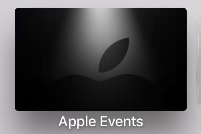 Apple changes its Events app icon on Apple TV again