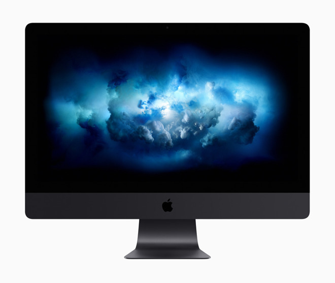 New iMac Pro GPU and RAM configuration options boosts maxed out model to $15,699